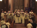 Martin Luther Chapel Choir - And the Crowd Cried Out