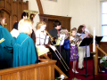 Our Saviour's Lutheran Church Easter Hymn 2010