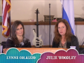 """""""ARISE AND SHINE TV WORLDWIDE TV SHOW"""" WITH GUESTS JULIE WOODLEY AND LYNNE COLAIZZO SHOW 0009 PART-1 OF 3"""