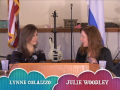 """""""ARISE AND SHINE TV SHOW WORLDWIDE"""" WITH GUESTS JULIE WOODLEY AND LYNNE COLAIZZO. SHOW-0009 PART-2 OF 3"""