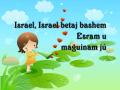 Israel Betaj BaShem