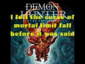 "Demon Hunter ""Undying"""