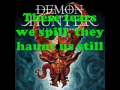 "Demon Hunter ""The Soldier's Song"""