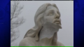 Christ Statues Decapitated at Utah Cemetery