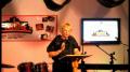 Rachelle speaks on the topic of  worship...