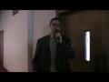 Me Singing:  I am not ashamed of the gospel!