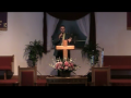 Sermon:  Nothing but the Blood of Jesus!