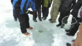 Nobleford Cadets Ice Fishing 2010