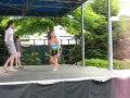 Show in the park