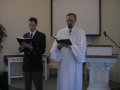 "Special Music: ""Unto My Lord, Jehovah Said,"" Trinity Hymnal #229"