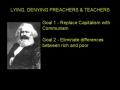 LYING DENYING PREACHERS & TEACHERS