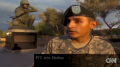Immigrant soldier reacts to Arizona law