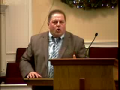 Community Bible Baptist Church 12-27-09 Sun PM Preaching 2of2