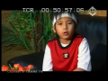 Brandon de Angelo, 8yrs hip hop dancer from Indonesia