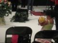 My niece worshiping God!