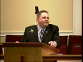 Community Bible Baptist Church 1-17-2010 Sun AM Preaching 2of2