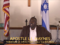 ARISE AND SHINE TV SHOW WITH APOSTLE L.L. HAYNES SHOW-0013 PT-3