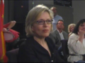 Diane Sawyer Visits Hosanna Church