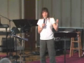 Sermon - May 23, 2010