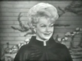 Excerpt from 'Art Linkletter's House Party' (1964) with Lucille Ball