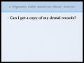 Huntsville Cosmetic Dentist Video 4 of 5