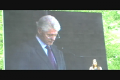 Yale Graduation, president Clinton