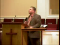 Community Bible Baptist Church 4-14-2010 Wed PM Preaching 2of2