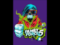 Here Comes Santa Clause - Family Force 5 (RARE)