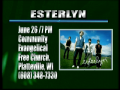 Esterlyn FREE concert
