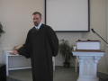 "Sermon: ""Peace in Our Time!"" Part 1, Rev. Richard Scott MacLaren, First Presbyterian Church Perkasie, PA"