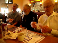Fr. Peter Rookey Speaks to Guy Murphy & Friends at Connie's