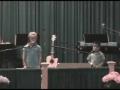 Rachel and Daniel Singing