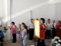 Canción en la iglesia del Nazareno Témperley