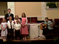 Community Bible Baptist Church 2010 Miller Family Children Singing