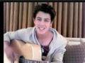 """7:05"" & ""I Am What I Am"" - Nick Jonas (Live Chat in London 6.17.10)"