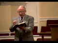 "Community Bible Baptist Church ""The Towel of Christ"" 6-17-2010 Wed PM Preaching 1of2"