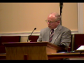 "Community Bible Baptist Church ""The Towel of Christ"" 6-17-2010 Wed PM Preaching 2of2"