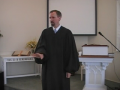 "Sermon: ""Comfort for the Downcast,"" Isaiah 40:1-11, Rev. Richard Scott MacLaren"