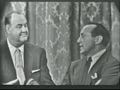 The Jack Benny Program: S6 E3, with Peggy King & Art Linkletter
