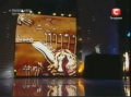 Artist Creates Amazing Sand Drawing - Ukraine's Got Talent