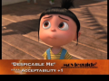 DESPICABLE ME review