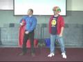 Pastor Earl meets Mr Wiggy
