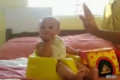 Dog Figures Out High Five Before Baby