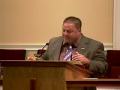 "Community Bible Baptist Church July 11, 2010-  The Seven Sayings Of The Saviour From The Cross: ""My God, My God, Wh"