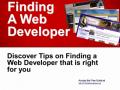 CT Web Developer