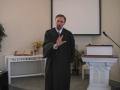 "Sermon: ""Living in the Presence of God,"" Isaiah 41:8-20, Part 1. First Presbyterian Church, Orthodox"