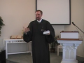 "Sermon: ""Living in the Presence of God,"" Isaiah 41:8-20, Part 2. First Presbyterian Church, Orthodox"
