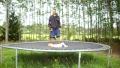 Birkenstocks trampoline