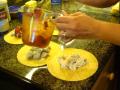 Debbie's Divinely Healthy Kitchen- White Enchiladas