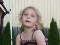 3 year old evangelist!